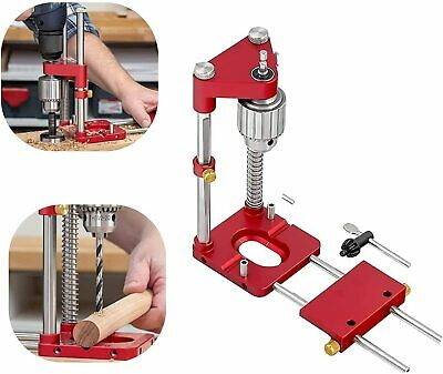 £19.99 • Buy UK Woodworking Drill Locator Adjustable Punch Locator Template Home Guide Tools