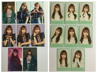 $ CDN11.19 • Buy IZONE 1ST JAPAN SHOWCASE LIMITED EDITION FANMEETING' EVENT Self Made Photocard