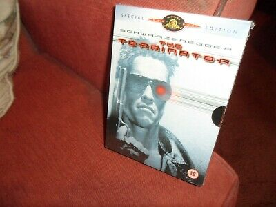 £0.99 • Buy The Terminator - Arnold Schwarzenegger (dvd) Special Edition (new/sealed)
