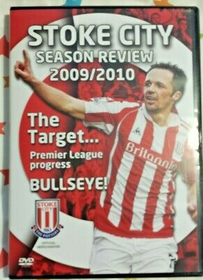 £7.50 • Buy Official Stoke City FC Season Review 2009 - 2010 DVD Very Good Condition FREE PP