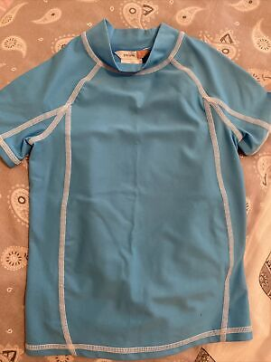 £2.25 • Buy Boys 4-5 Years Sun Top John Lewis Used Blue Polyester No Pattern