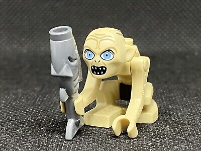 £5.75 • Buy Lego Lord Of The Rings 9470 Shelob Attacks Gollum W/ Fish Minifigure