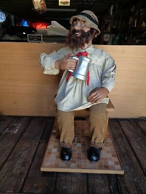 £550 • Buy Automaton Happy CIDER DRINKER From Somerset JH Automations Of Chester
