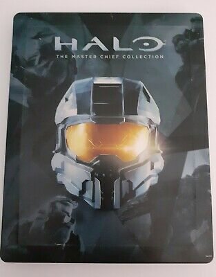 £19.99 • Buy Halo: The Master Chief Collection Steelbook Edition Microsoft Xbox One UNTESTED