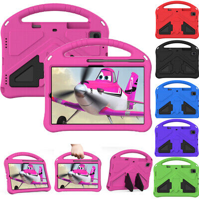 AU19.79 • Buy For Samsung Galaxy Tab A A7 S5e S6Lite Kids Shockproof EVA Foam Stand Case Cover