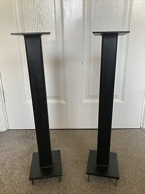 £45 • Buy High Quality, Tall, Heavy Duty Speaker Stands With Isolation Spikes