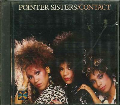£4.10 • Buy POINTER SISTERS  Contact  CD-Album