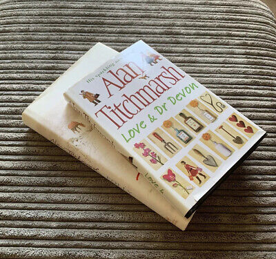 £5 • Buy 2x Alan Titchmarsh Books - Hard Cover - Great Condition