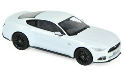 £42.17 • Buy Norev 270556 1/43 Ford Mustang 2016 - White