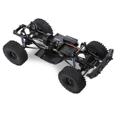 £116.49 • Buy 313mm Wheelbase Chassis Frame For 1:10 AXIAL SCX10II 90046 90047 RC Crawler Car