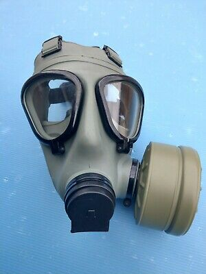 $35 • Buy SERBIA Army Military Protective Mask M2 With 40mm Filter   -Small-