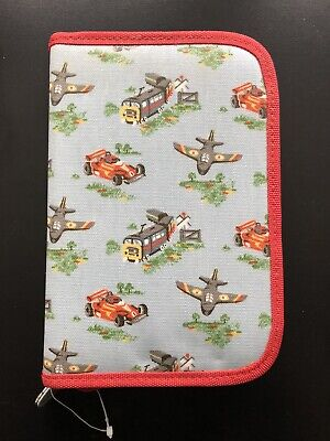 £1 • Buy Cath Kidston Pencil Case Transport Theme Airplane, Train And Car