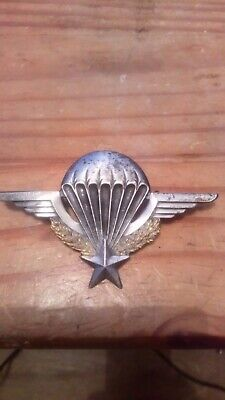 £18 • Buy French Foreign Legion 2rep Old Para Qualified Wings Brevet  By Drago