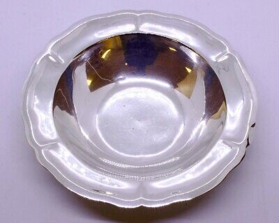 $499.99 • Buy Vintage L. Maciel Mexican 925 Sterling Silver 7.5  Candy/Nut Dish Bowl MEXICO