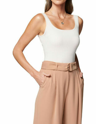 AU19.50 • Buy BNWT Forever New Bianca Wide Leg Belted Pants Size 8