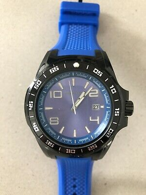 £30 • Buy Time Force Christiano Ronaldo Collection Blue Sports Watch