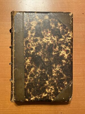 £35.63 • Buy Childe Harold's Pilgrimage Lord Byron Antique 1853 Edition Leatherbound W/ Notes