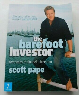 AU19.99 • Buy The Barefoot Investor By Scott Pape S/C 2007