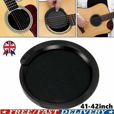 £5.89 • Buy Classic/Acoustic Guitar Sound Buster Hole Cover Silicone NOISE REDUCTION 41-42''