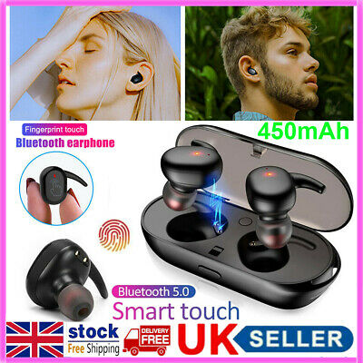 £6.99 • Buy TWS Wireless Bluetooth Headphones Earphones Earbuds In-Ear Pods For IOS Android