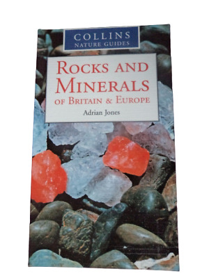 £3.90 • Buy Collins Rocks And Minerals Guide Book  Paperback NEW  9780007785384