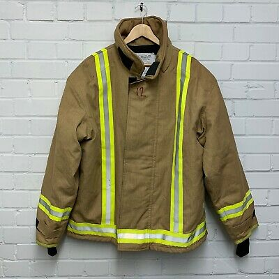 £70 • Buy COSALT BALLYCLARE EX FIREFIGHTER SAFETY TUNIC JACKET Size: 12 ,British Military