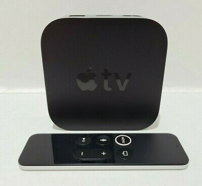 AU186.84 • Buy Apple TV 4K A1842 32GB HD Media Streamer With Remote - Unboxed