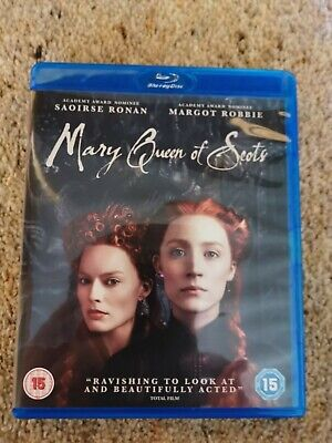 £2.50 • Buy Mary Queen Of Scots Blu Ray