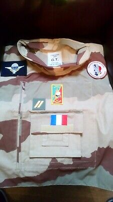 £30 • Buy French Foreign Legion 2rep Para NewFlak Jacket 40-44 With Legion Patches