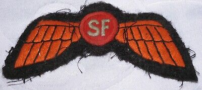 £2.95 • Buy Ww2 Soe Special Operations Executive Sf Jump Wings Badge World War Ii Patch (2)