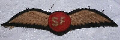 £2.95 • Buy Ww2 Soe Special Operations Executive Sf Jump Wings Badge World War Ii Patch (3)