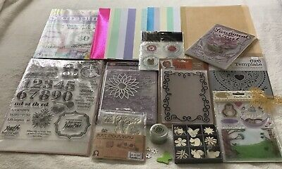 £7 • Buy Craft Room Clear Out Card Making Bundle New