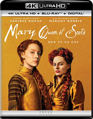 £19.99 • Buy Mary Queen Of Scots  -  4K UHD Blu-ray - New & Sealed