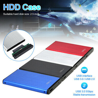 AU15.99 • Buy 2.5'' USB 2.0/3.0 2TB External Hard Drive Disk HDD Fit For PC Laptop Portable💮