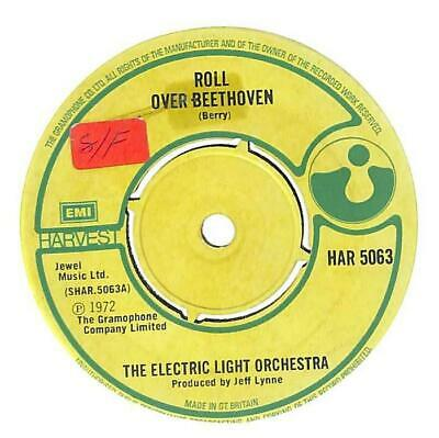 £4.50 • Buy The Electric Light Orchestra - Roll Over Beethoven - 7  Vinyl Record Single