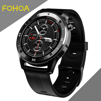 AU47.97 • Buy Men Waterproof Smart Watch Heart Rate Monitor Fitness Tracker For Android IPhone