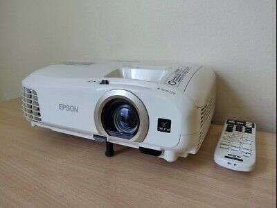 £345 • Buy Epson EH-TW5300 - Home Projector - 3LCD - 3D Ready - 35000:1 - Full HD 1080P