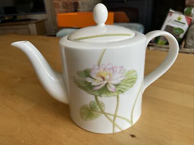 £45 • Buy Royal Doulton Water Lily Teapot 2005 Immaculate