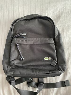 £20 • Buy Lacoste Neocroc Small Canvas Men's Backpack