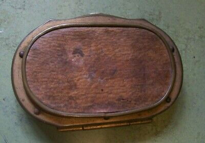 £6.99 • Buy Wood/metal Frame/silk Lined/sovereign Purse
