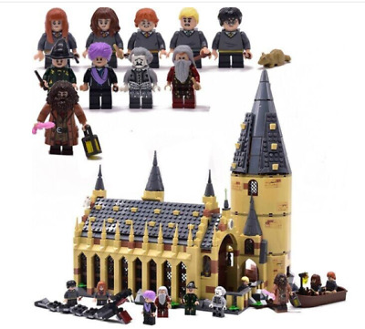 $ CDN91.88 • Buy Harry Potter Hogwarts Great Hall 75954 Toy Of The Year 2019 - Free Shipping