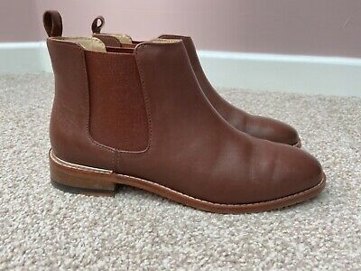 £9 • Buy Clarks Ellis Boot Size 4, Tan, Only Worn Couple Of Times