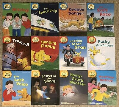 £16 • Buy Biff, Chip And Kipper Books Level 4-6 Oxford Reading Tree. 12 Books