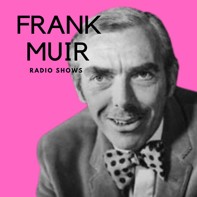 £3.99 • Buy Frank Muir Comedy  24 Old Time Radio Shows Episodes Audio Mp3 Cd