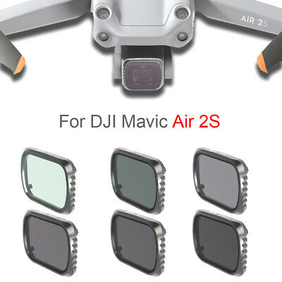 AU20.35 • Buy Lens Filter UV CPL ND4 ND8 ND16 ND32 Camera Filters For DJI MAVIC AIR 2S Drone
