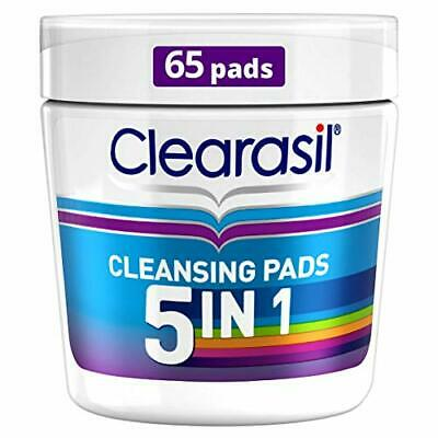 £5.67 • Buy Clearasil Ultra 5in1 Cleansing Pads Removes Dirt Unblocks Pores Exfoliates