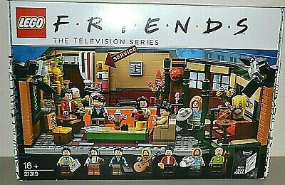 $69.50 • Buy 2019 Lego Ideas 21319 FRIENDS TV SHOW CENTRAL PERK - 100% Complete