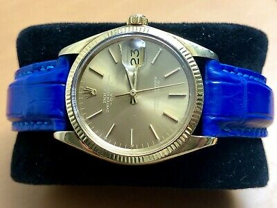 $ CDN8568.98 • Buy 1978 Rolex 14k Gold Oyster Perpetual Date 1503/Rare Sigma Dial/Serviced +EXTRAS