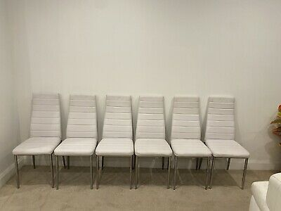 AU50 • Buy 6 Dining Chairs