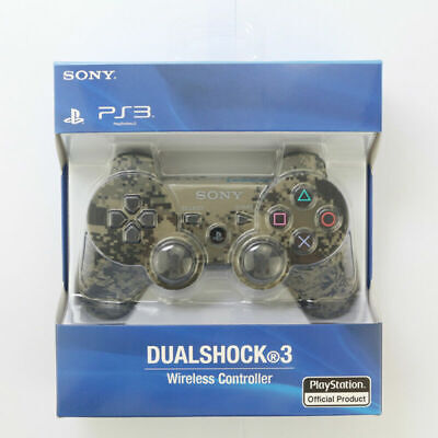 £15.47 • Buy PS3 Wireless DualShock 3 Controller Joystick GamePad For PlayStation3 Camouflage